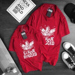 "T-Shirt ""Clique Rugged"""