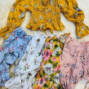 Summer Long Sleeves Shirt