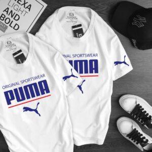 Puma white shirt