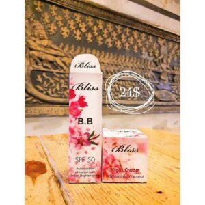 Bliss Night Cream Routine